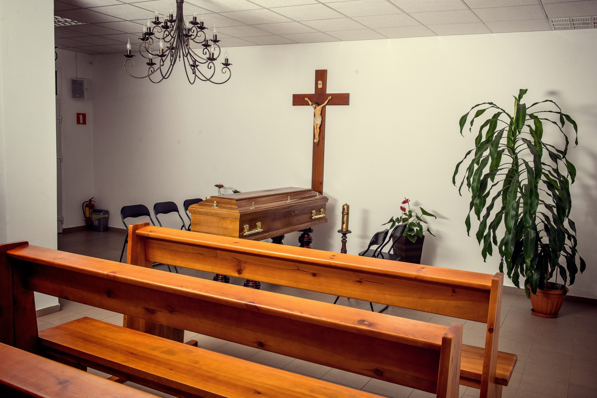 kaplica Dom Pogrzegowy Hades Rypin